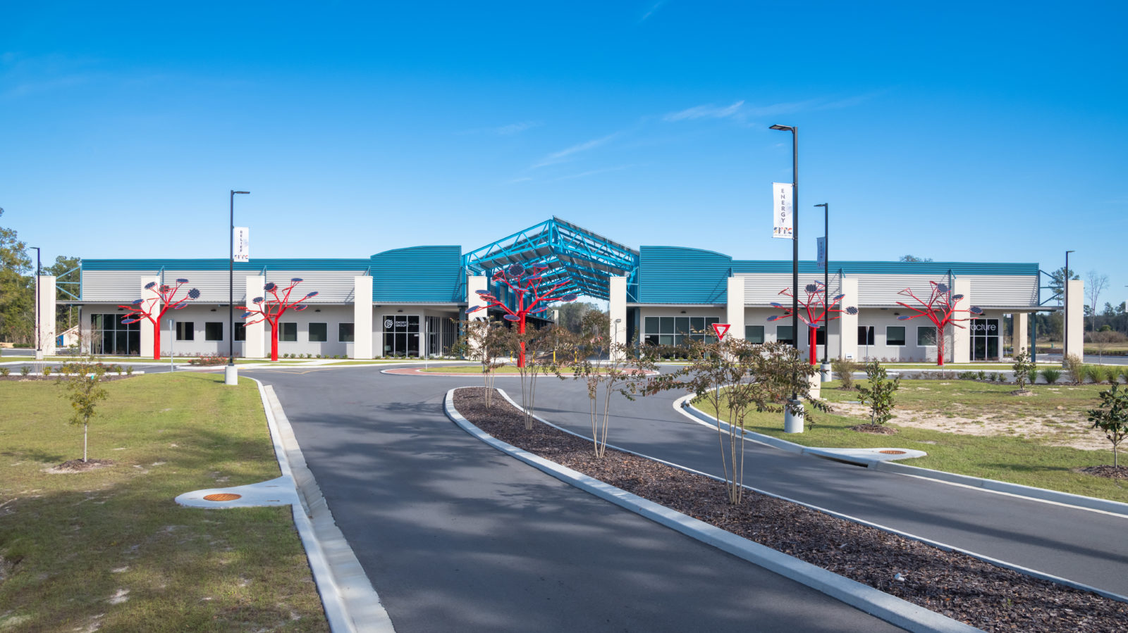photo of Fracture's new building